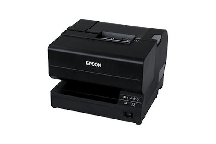 Epson TM-J7700(321) W/O MICR,WHITE, INC PSU, EU, Bläckstråleskrivare, POS-skrivare, 98 mm/sek, 98 mm/sek, 98 mm/sek, 85 mm/sek