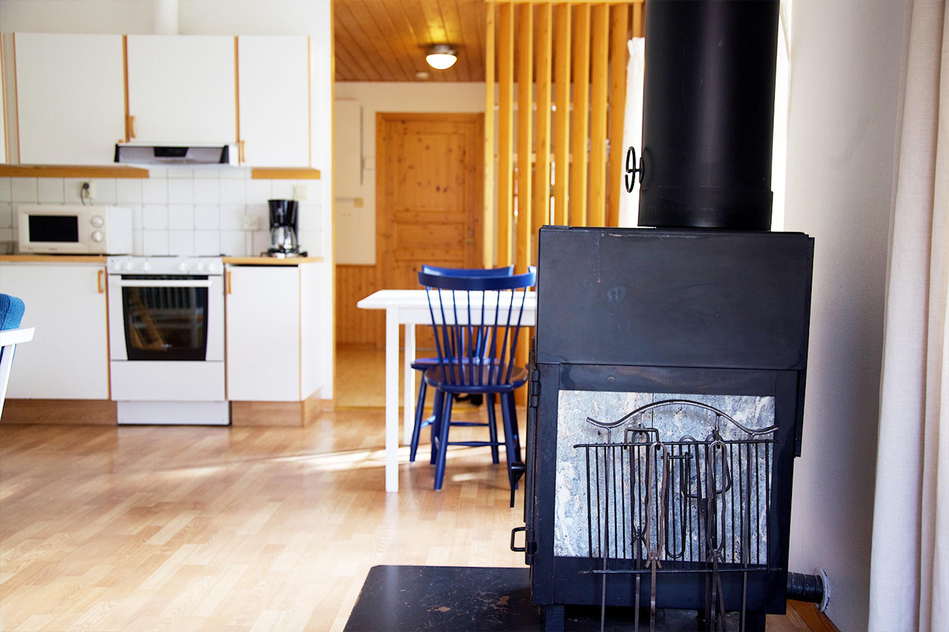 Familjemys på Marholmen med stuga och lovaktiviteter