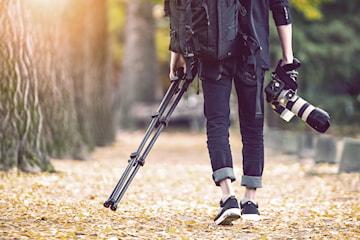 Fotografering i studio eller ute med profesjonell fotograf fra RefleXon Foto. Kun 599 kr!