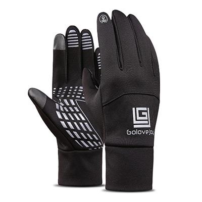 Svart, M, Touch Screen Gloves, Hansker med touchscreen-tupper, ,  (1 av 1)