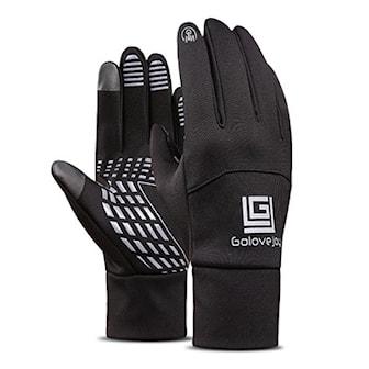 Svart, M, Touch Screen Gloves, Handskar med touch screen-funktion, ,