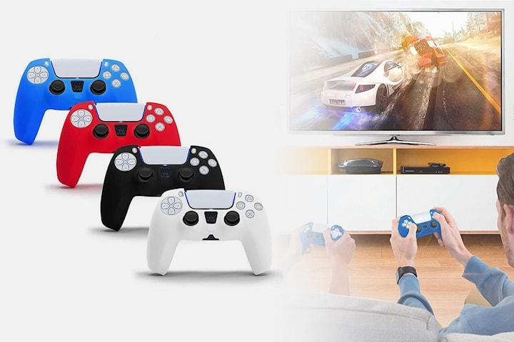 Silikonöverdrag för PS5-kontroller