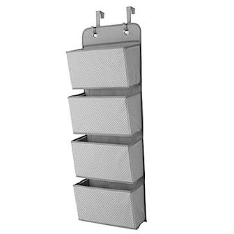 Grå, Door Hanger Storage Boxes, Hängande förvaring, ,