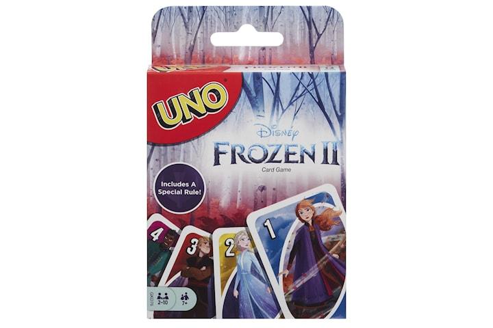 Frozen 2, UNO - Kortspel