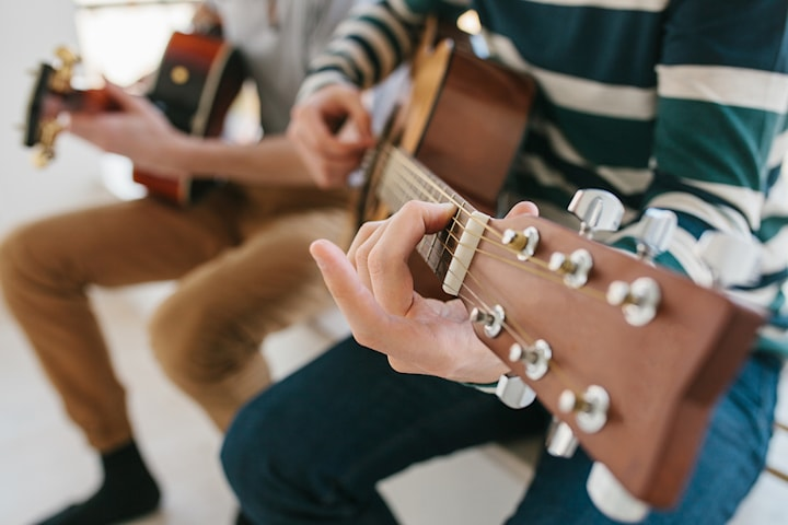 Lär dig att spela gitarr