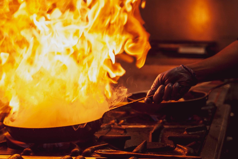 3-rätters middag inkl. prosecco hos Döden i Grytan