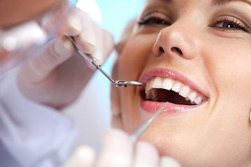 Full tannpleie hos Glade Smil Tannlege