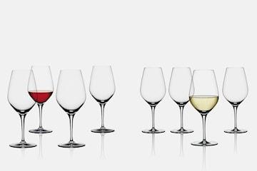 Spiegelau Authentis rödvin- eller vitvinsglas 4-pack