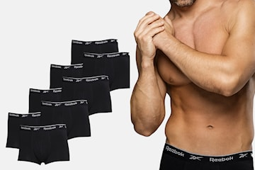 Reebok boksere 8-pack