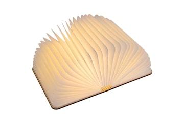 Mysig Vikbar Lampa - Bokformad
