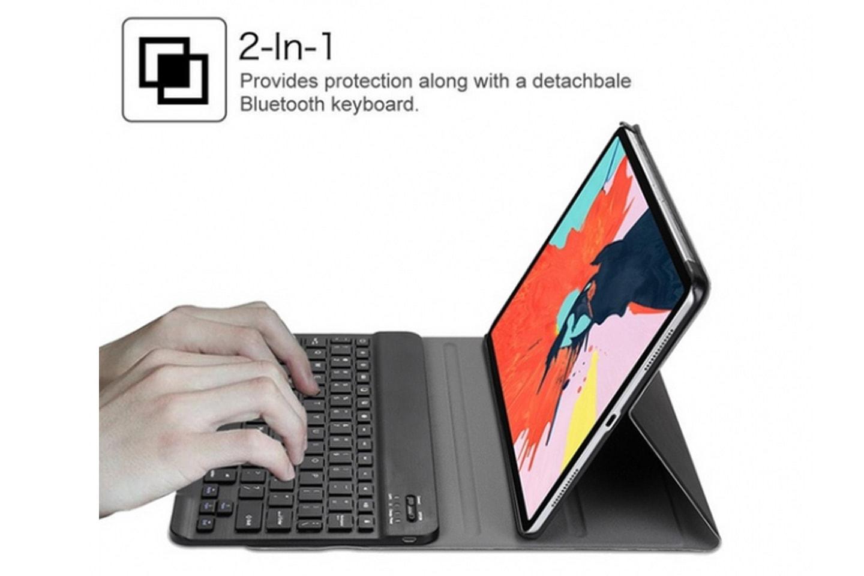 Bluetooth-tangentbord för iPad