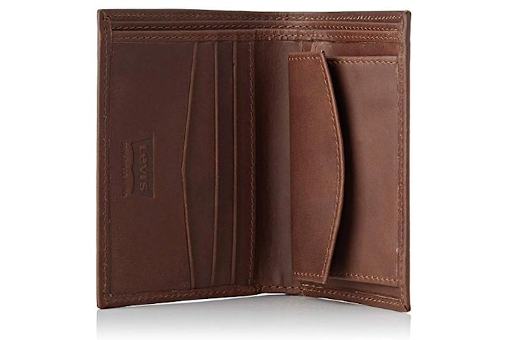 Levi's Casual Coin Wallet Bifold