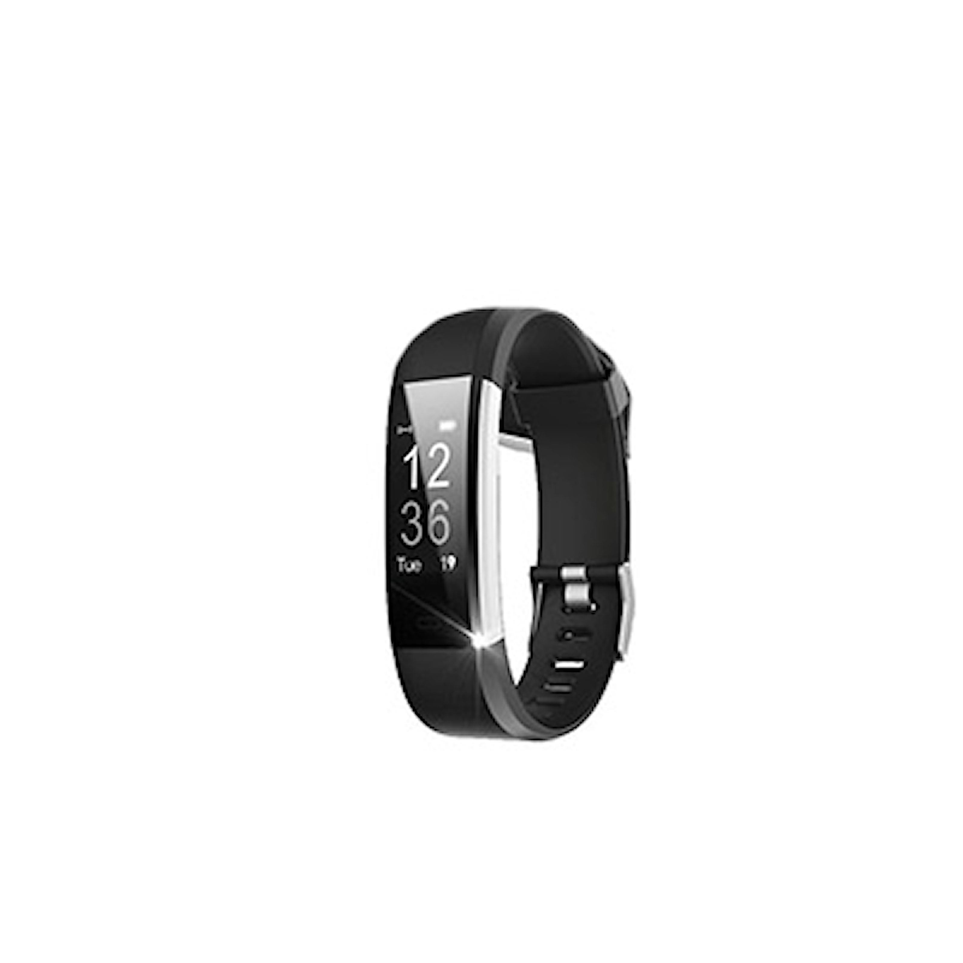 Svart, Fit Bracelet with Color Display, 5 colors, Aktivitetsarmband med färgdisplay, ,
