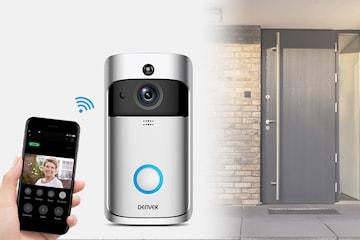 Denver VDB-110 dörrklocka med wifi och kamera