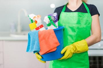 Tilbud på 1-5 måneder med profesjonell husvask fra Ade Rens og Renhold