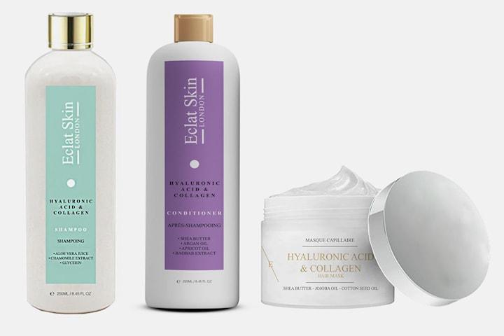 Elact Skin schampo, balsam eller hårmask