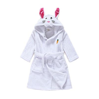 100, Bunny, Kids Bathrobe Animals, Badekåpe til barn, ,  (1 av 1)