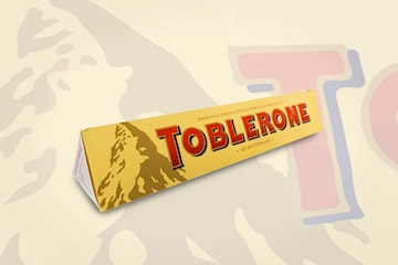 Toblerone Milk, 360 g