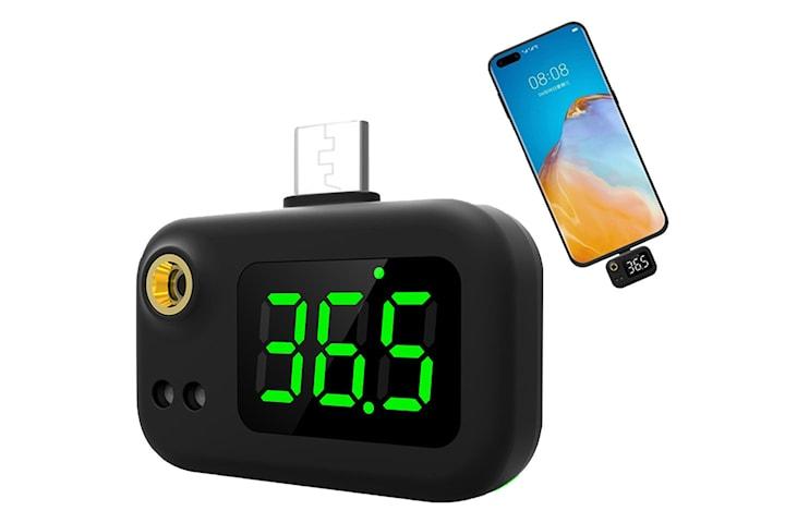 Infraröd mobiltermometer