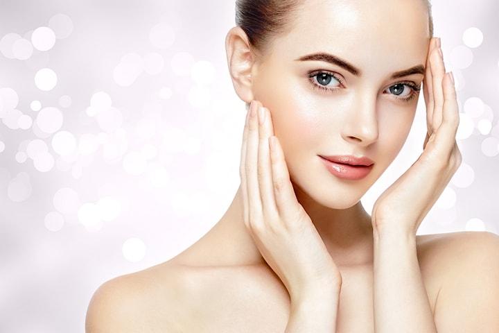 Ansiktsbehandling og LED-lysterapi
