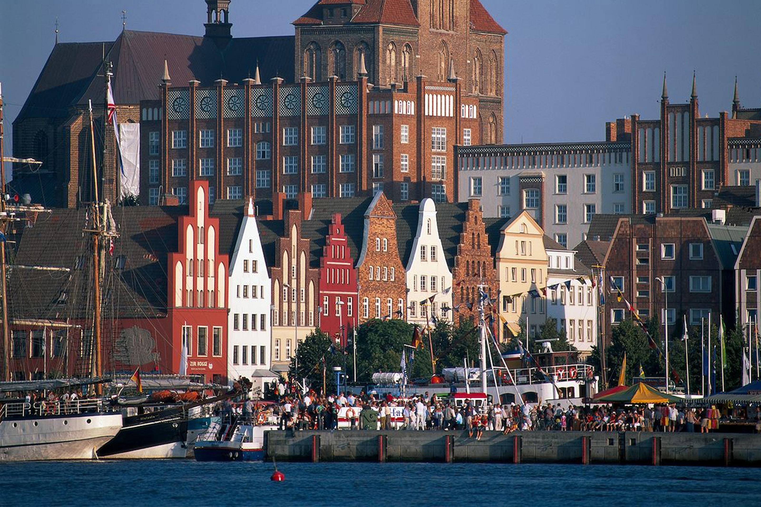 Hotellpaket för 2 till Rostock