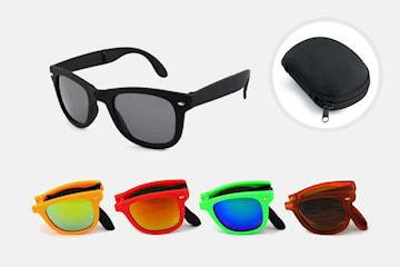 Hopvikbara solglasögon i unisexmodell