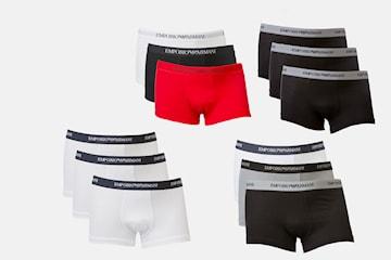 Emporio Armani boxers 3-pack