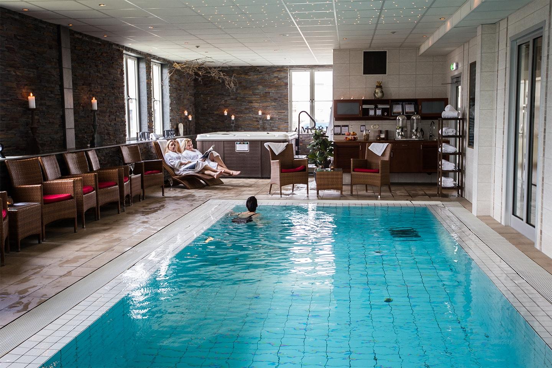 Avkoppling för 2 på Hotel Skansen