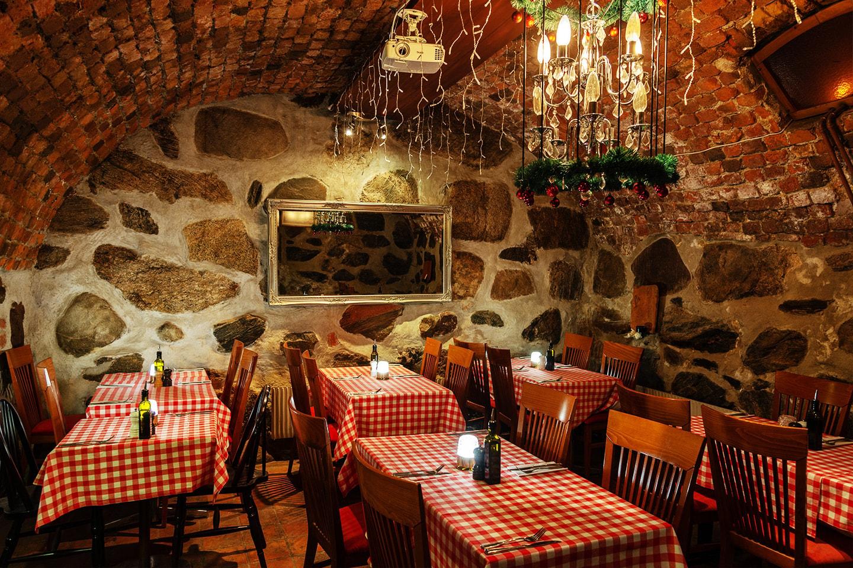 Valfri italiensk 3-rätters middag inkl. prosecco