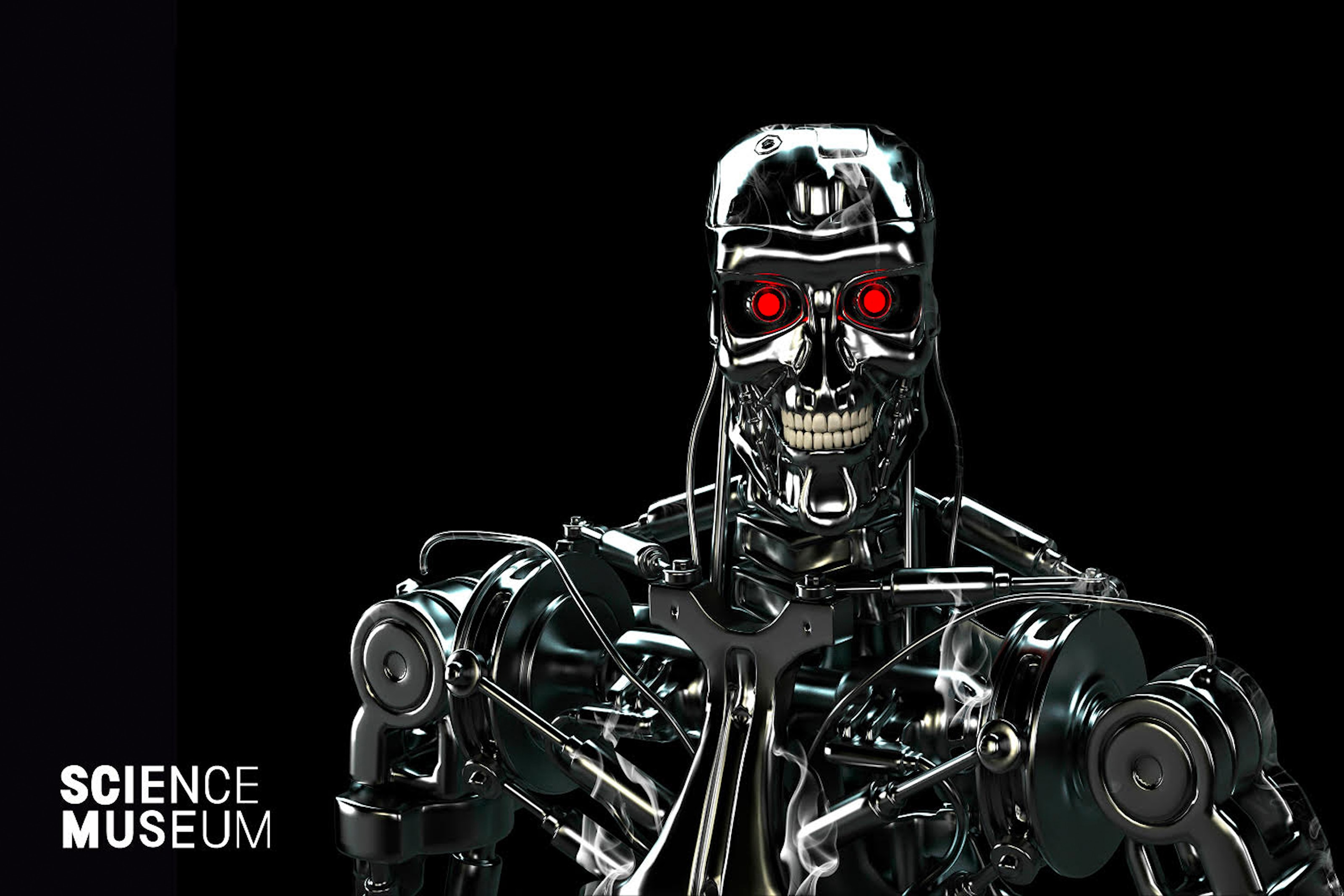 Förköpsbiljetter till Robots på Tekniska museet i september