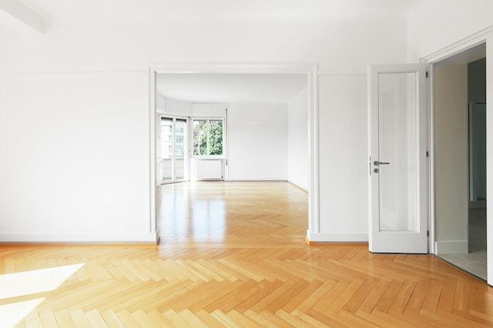 Flyttstädning inkl. fönsterputs från Clara Städ