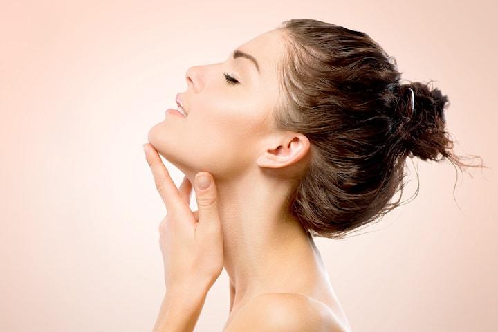 Ansiktsløft uten kirurgi hos eksklusive Le skin