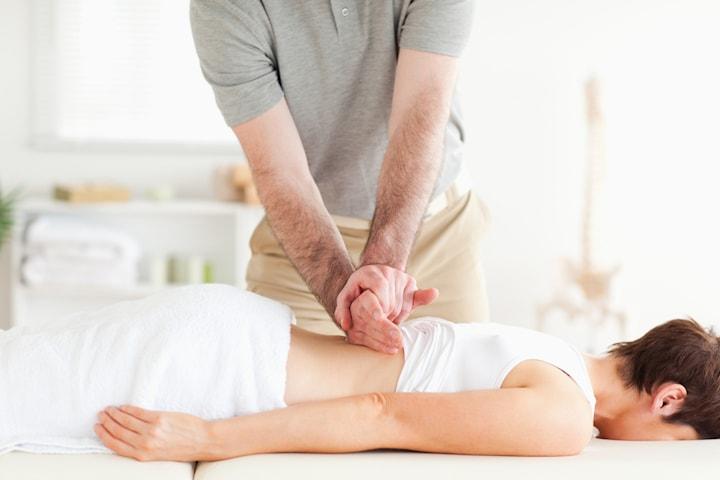 Kiropraktorbesök i Frölunda