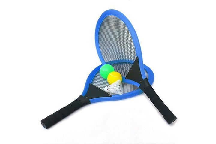 Tennis/badmintonracket 2-pack