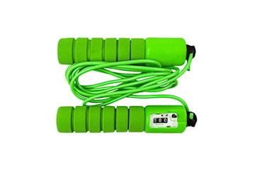 Hopprep med automatisk räknare, Grön