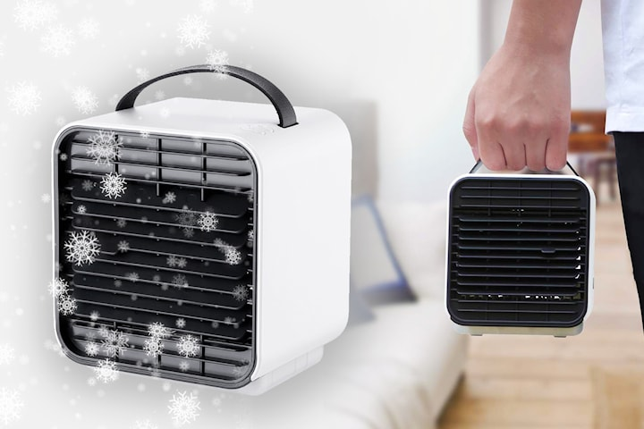 Uppladdningsbar air cooler 150 ml