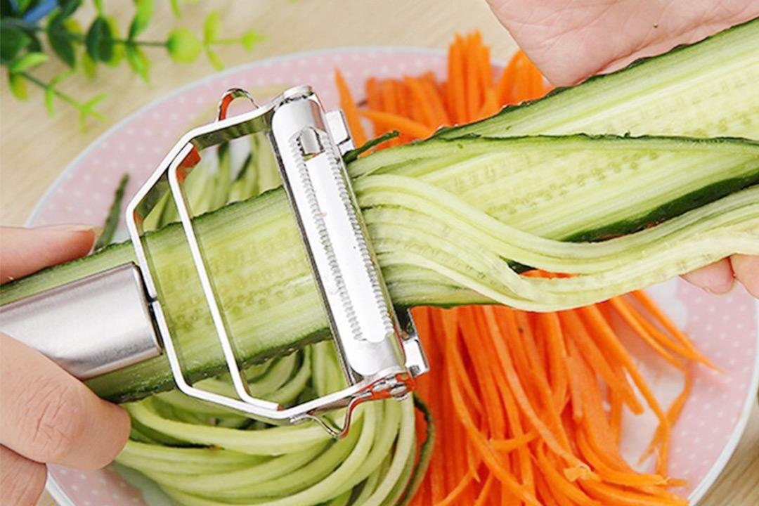 Multifunktionellt grönsaksverktyg (1 av 4)