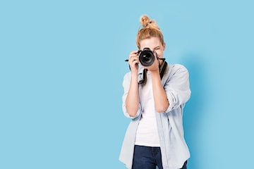 Onlinekurs i fotografering hos Live Online Academy