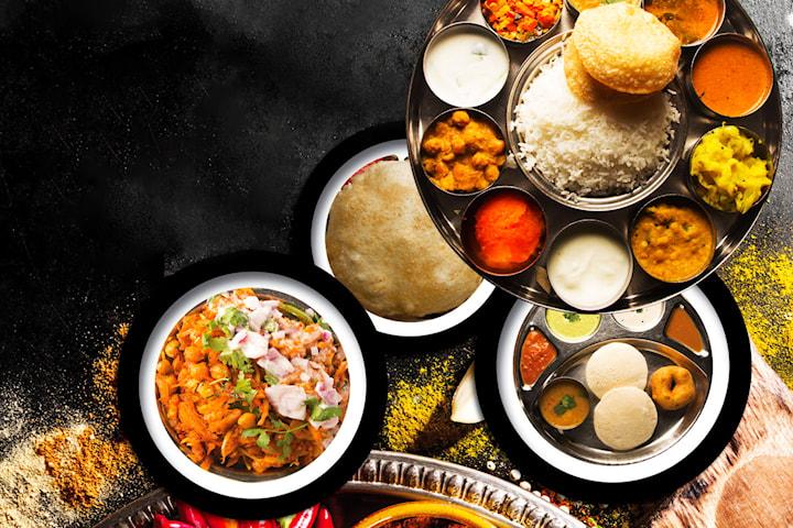 Indiska smårätter i Vasastan eller Kista