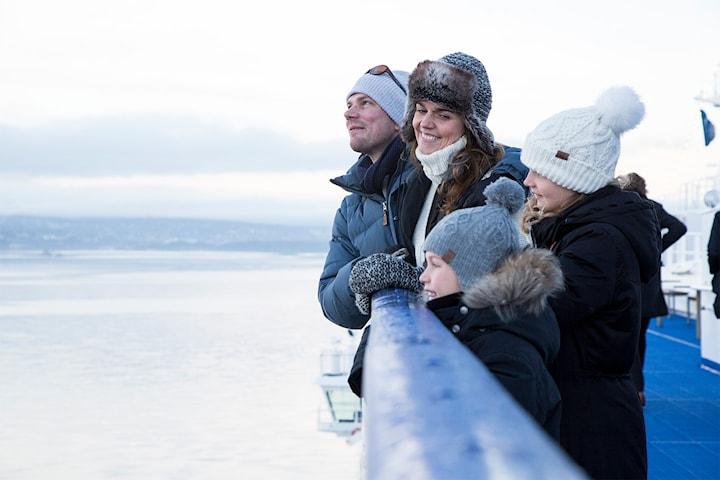 MiniCruise til København for opp til fire personer, fra kun 198 kr for to personer