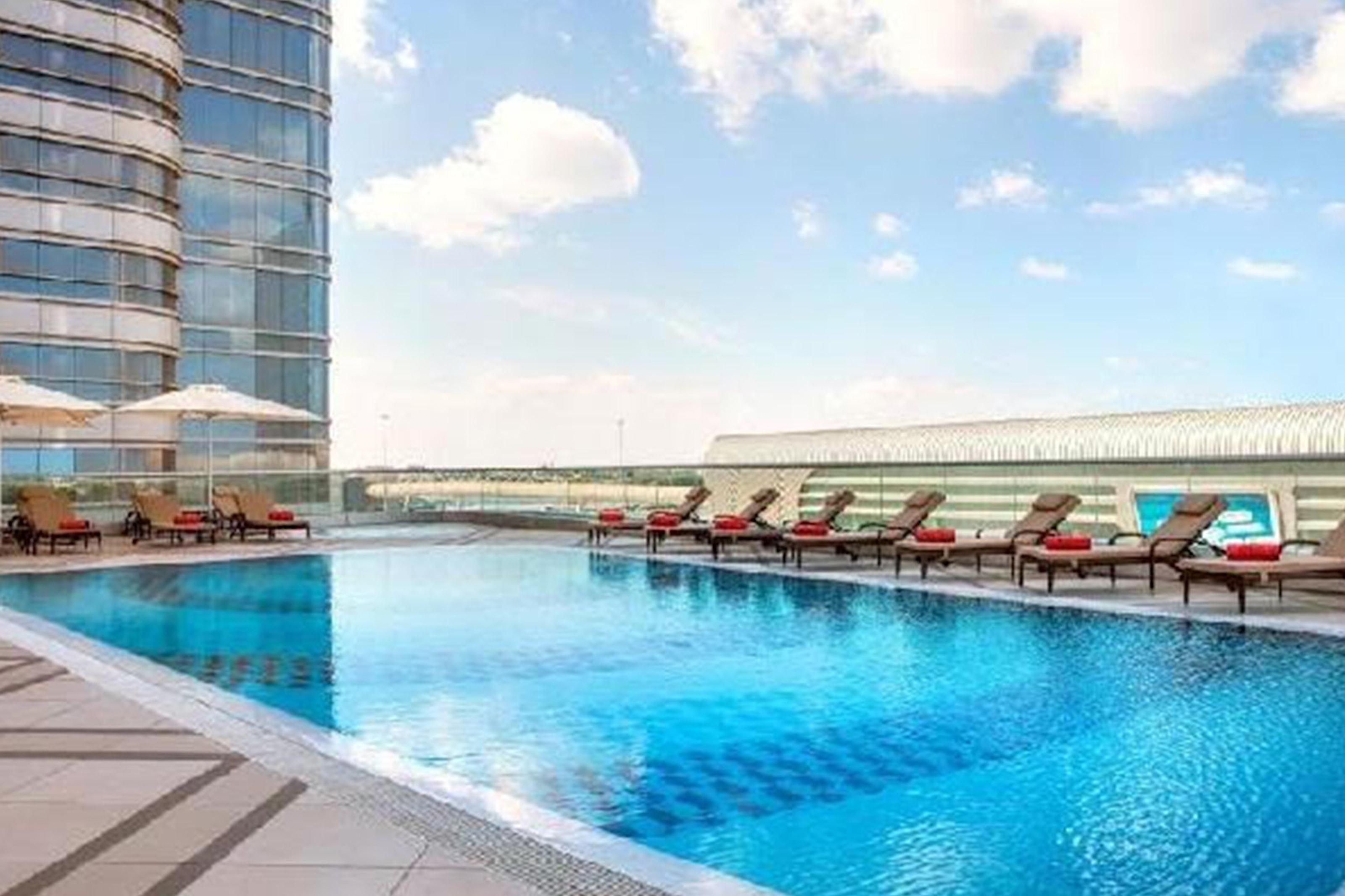 Dubai och Abu Dhabi