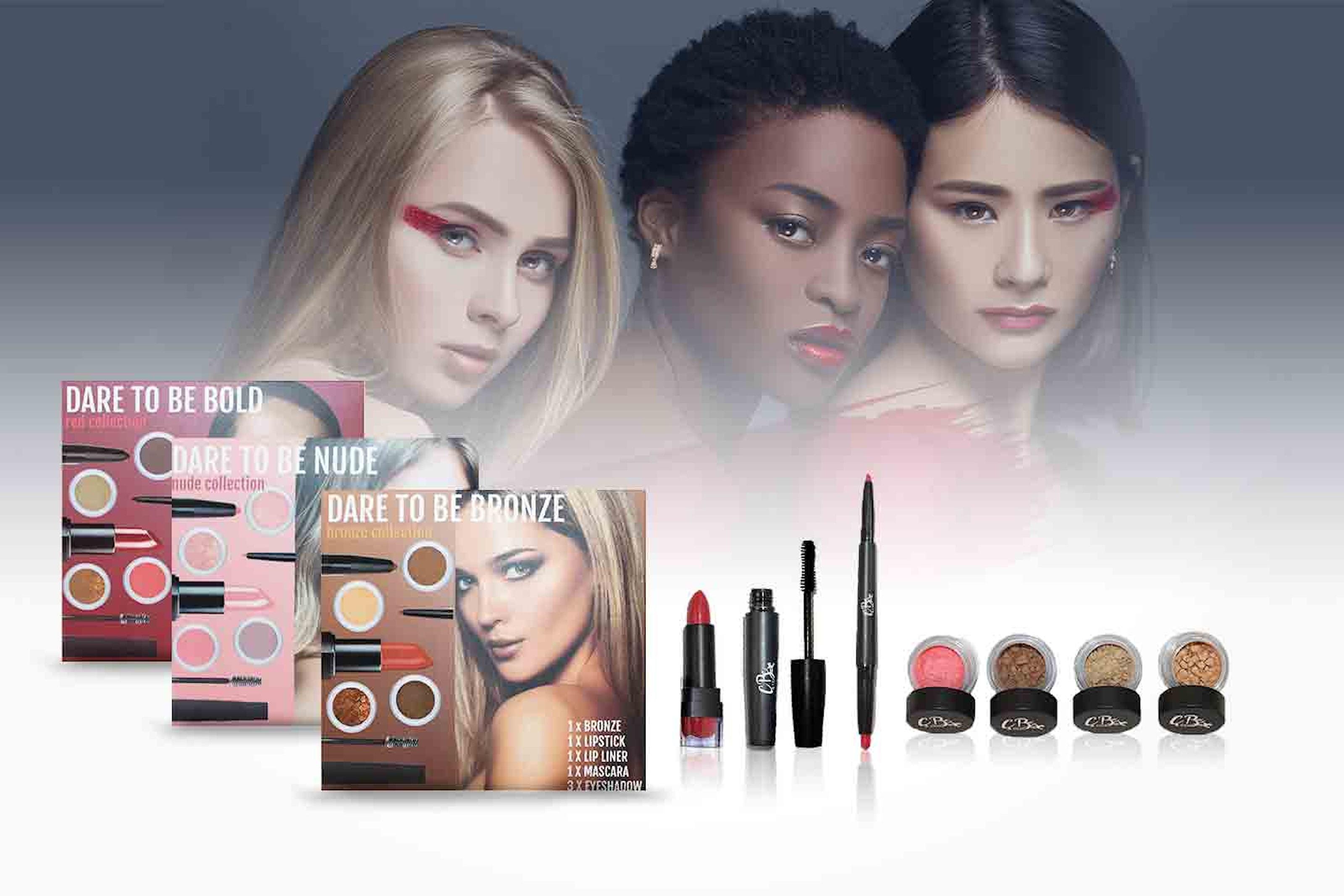 Make Up set från Cougar