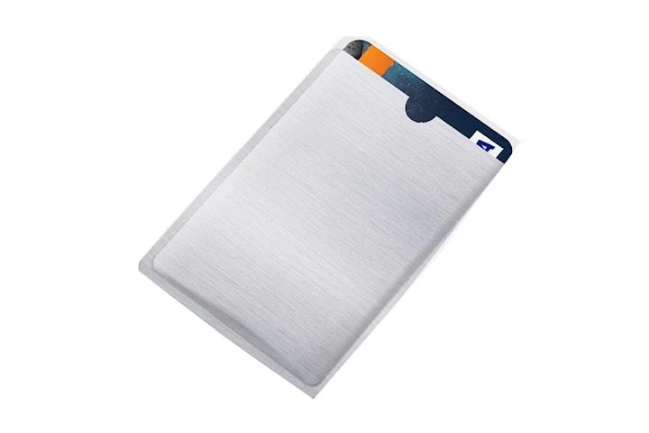 10x Kortfickor med Anti-skimming RFID-skydd