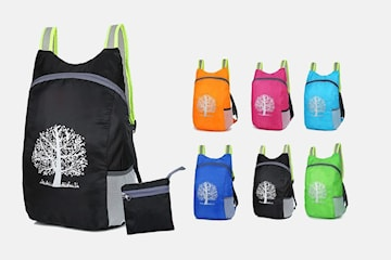 Hopvikbar ryggsäck