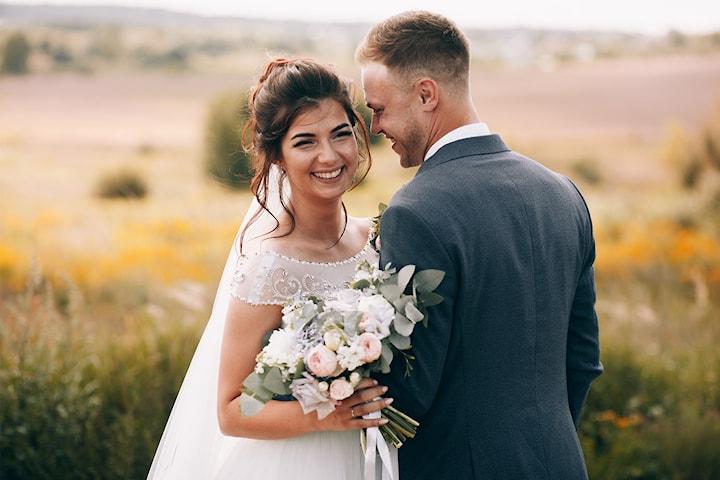 Bryllupsfotografering fra RefleXon Foto