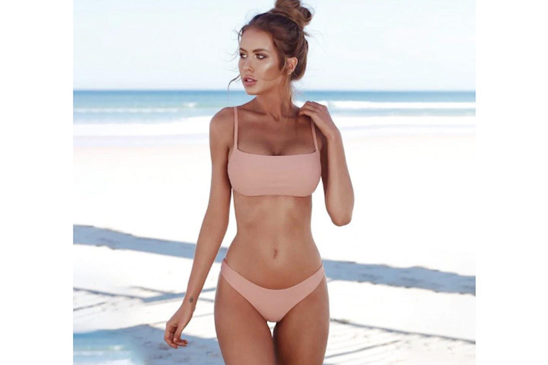 Bikini i klassisk modell