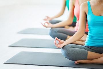 Klippkort eller terminskort hos Natha Yoga Center