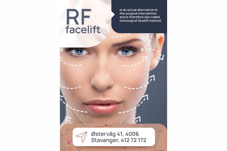 Radiolifting av kropp eller ansikt hos NIB adademy