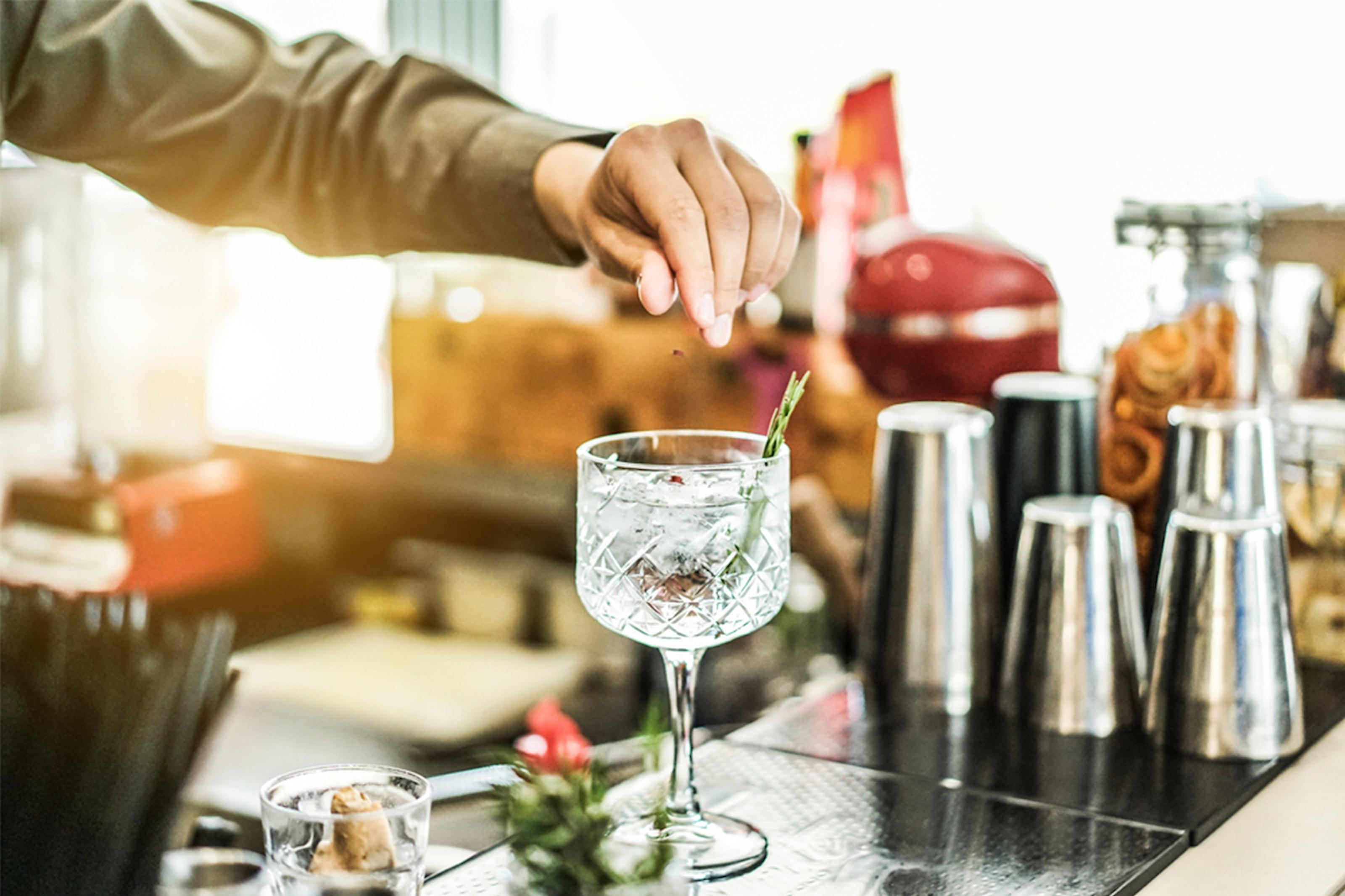 10 dagars bartenderutbildning hos Behind Bar Academy