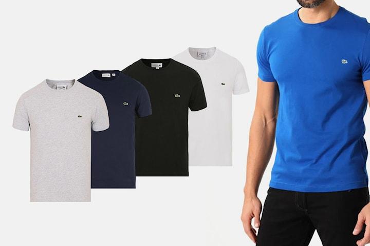 Lacoste t-skjorte til herre